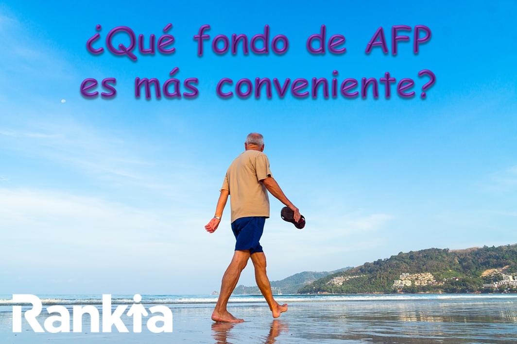 ¿Qué fondo de AFP es más conveniente?