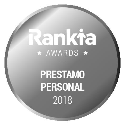 segundo premio mejor préstamo personal