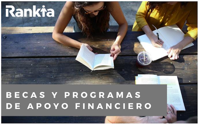 Becas y programas de apoyo financiero