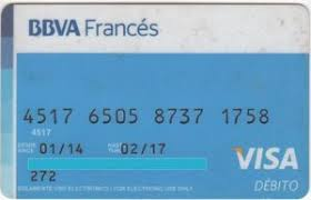 Mejores tarjetas de débito para 2021: Tarjeta Visa Débito BBVA