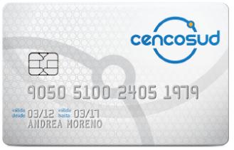 Tarjeta Cencosud Clásica del Banco Cencosud Perú