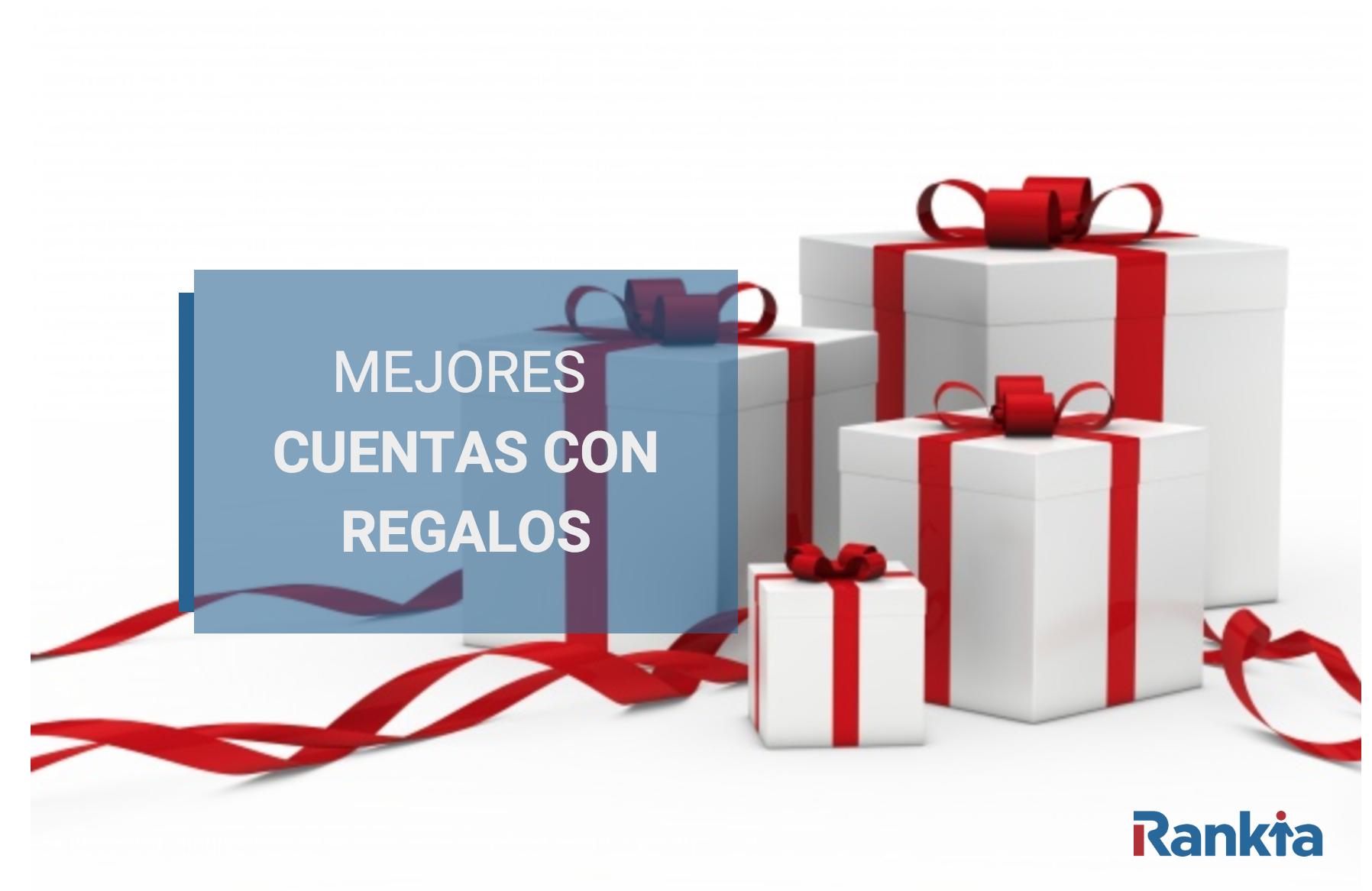 Mejores cuentas con regalos