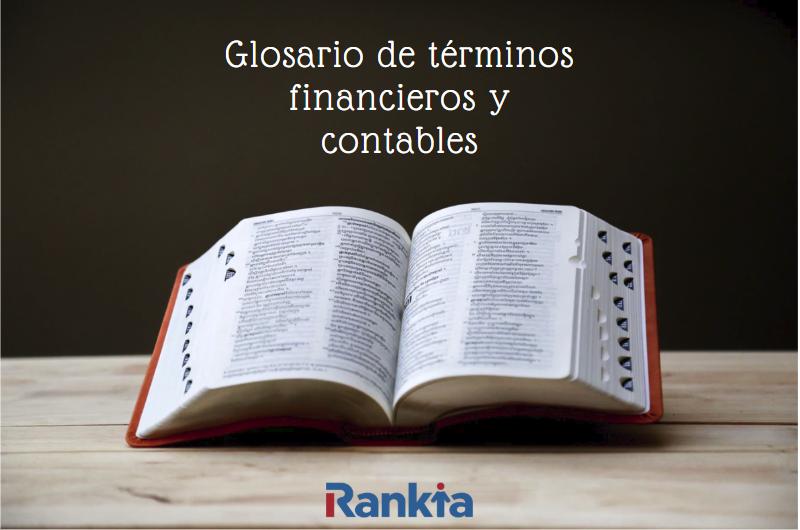 Glosario de términos financieros y contables