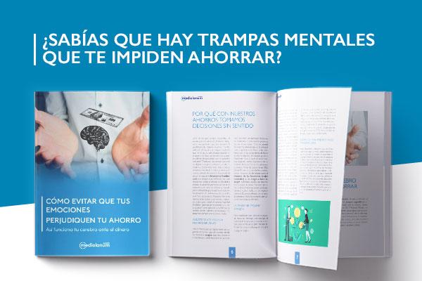 eBook Banco Mediolanum: Cómo evitar que tus emociones perjudiquen tu ahorro