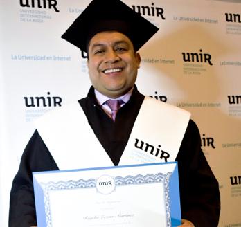 Rogelio Lozano Unir México