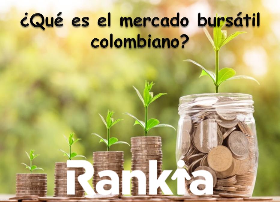 ¿Qué es el mercado bursátil colombiano?