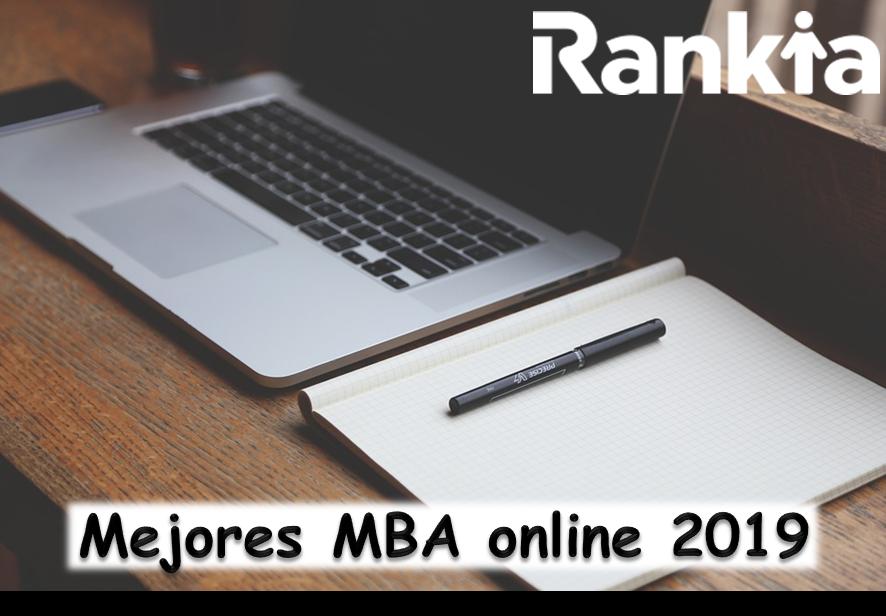 Mejores MBA online 2019