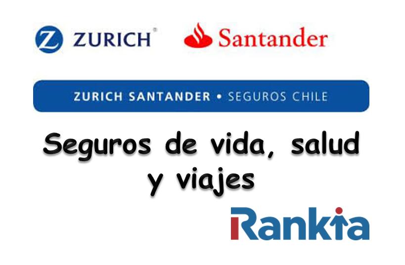 Zurich Santander: vida, salud y viajes