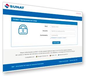 ¿Cómo obtener la clave SOL? - SUNAT