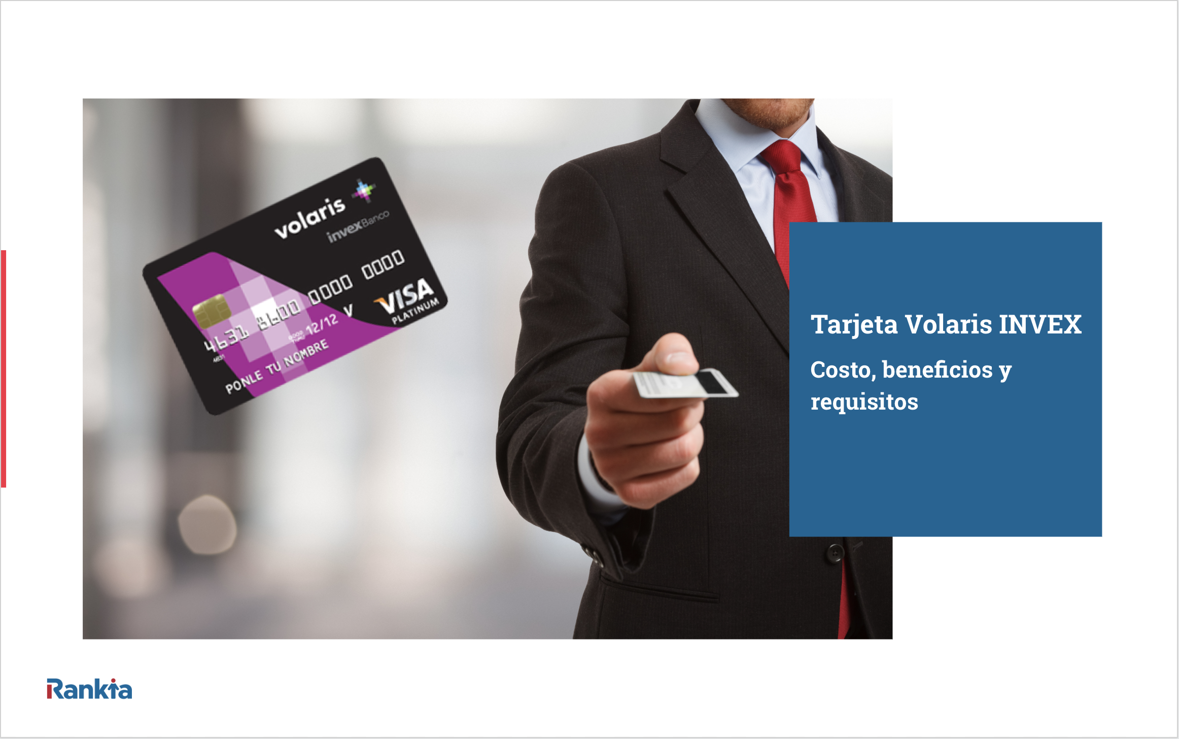 Tarjeta Volaris INVEX: costo, beneficios y requisitos