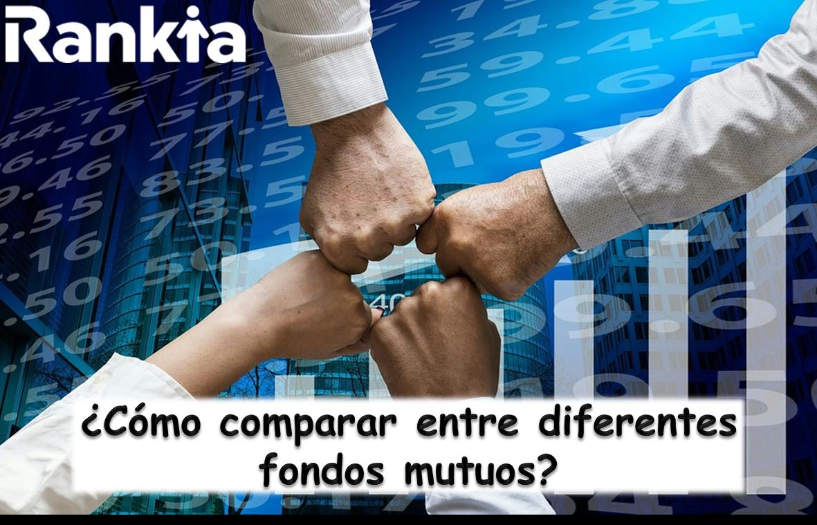¿Cómo comparar entre diferentes fondos mutuos?