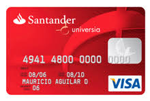Visa Santander Rio
