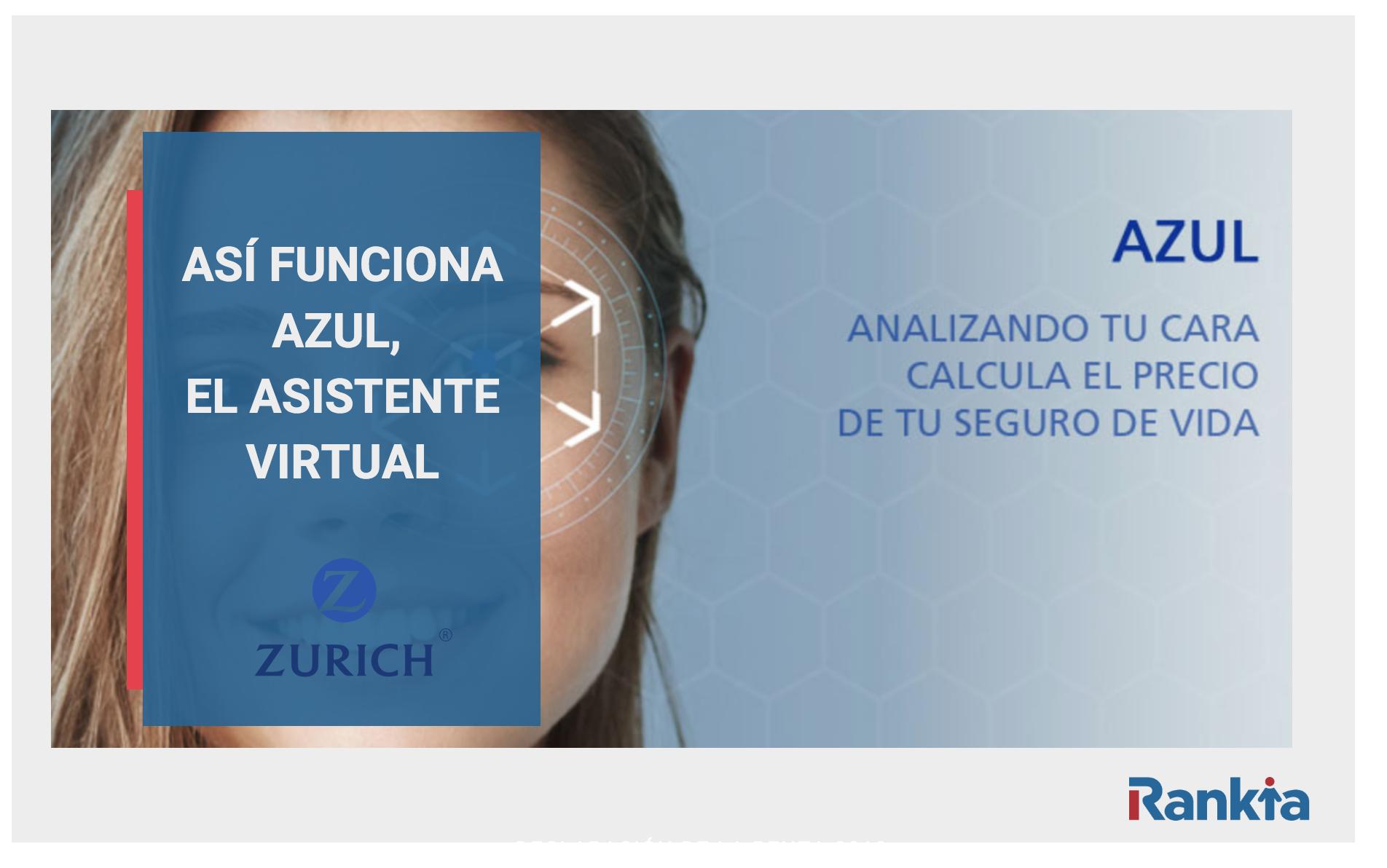Así funciona Azul de Zurich Seguros