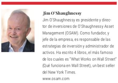 jim o`shaughnessy