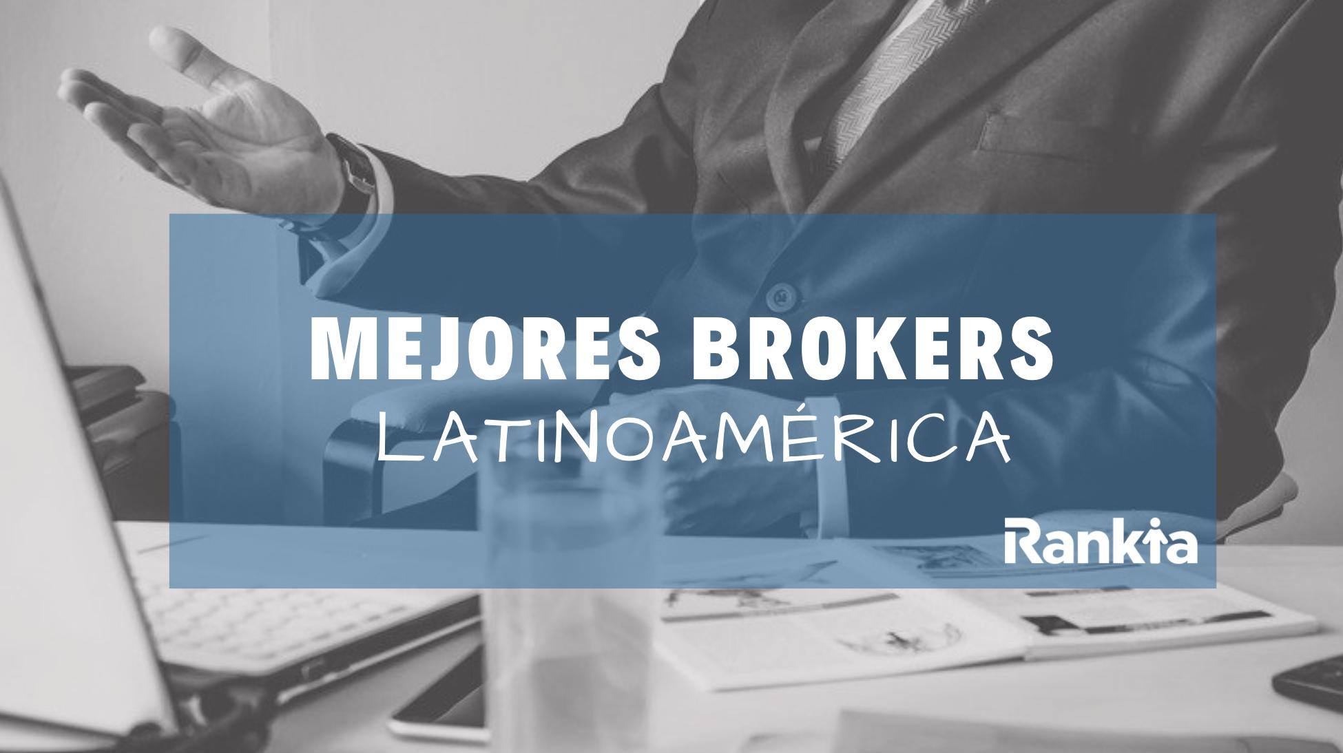 Mejores brokers para latinoamérica