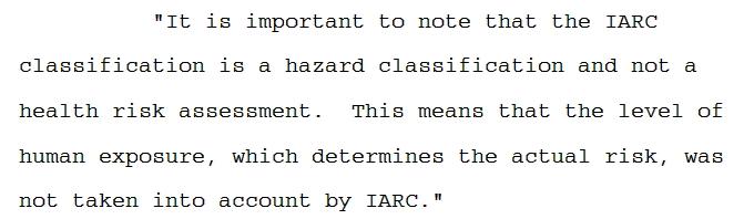 IARC-glifosato