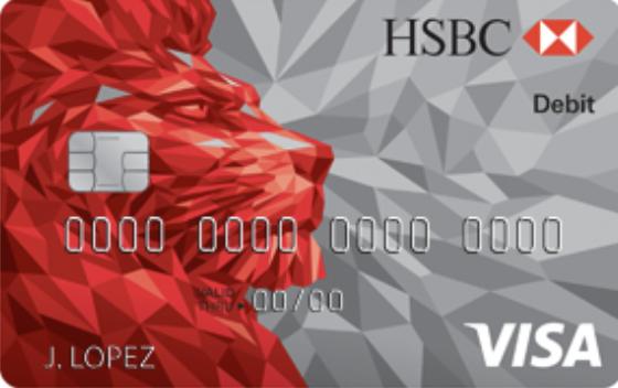 Tarjeta de Débito HSBC con CHIP: Producto básico general