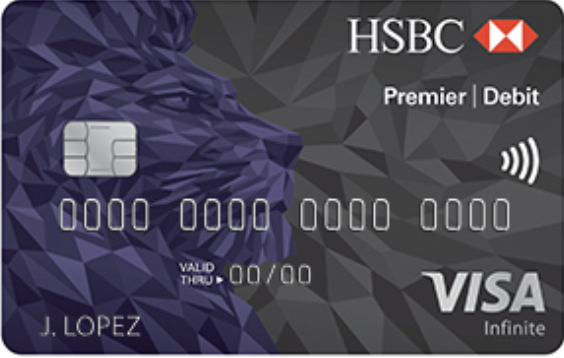 Tarjeta de Débito HSBC Premier Infinite: Cuenta Premier