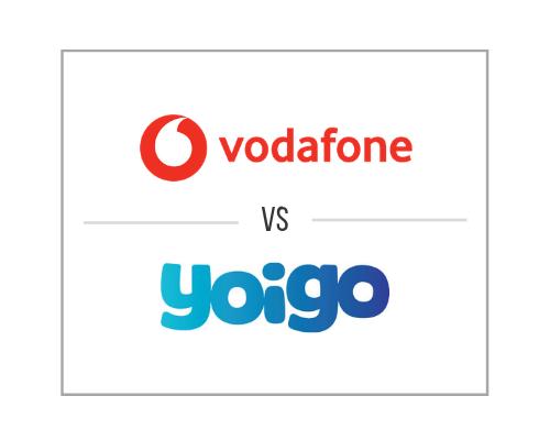 Comparativa Vodafone One vs Yoigo