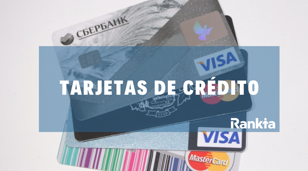 Tarjetas de crédito: VISA, Lider y Cencosud