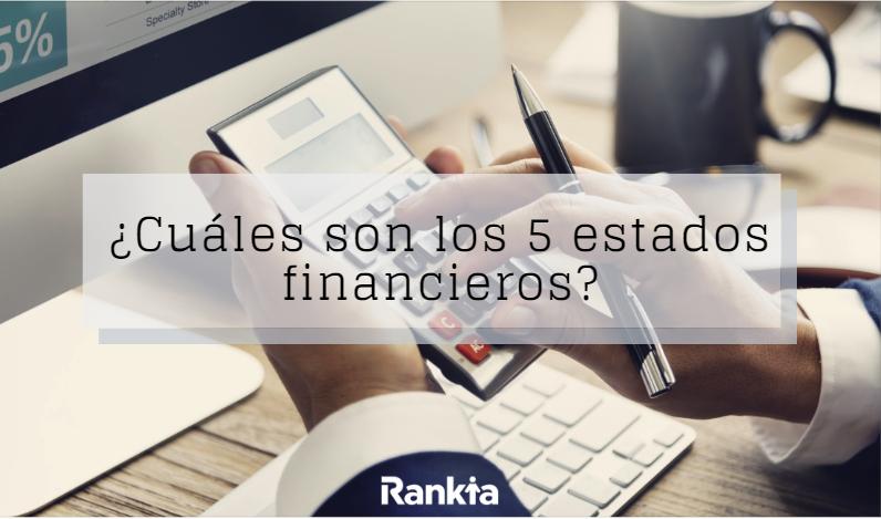 ¿Cuáles son los financieros?