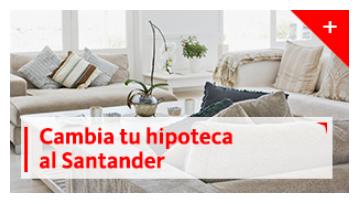 Hipoteca Subrogación Santander