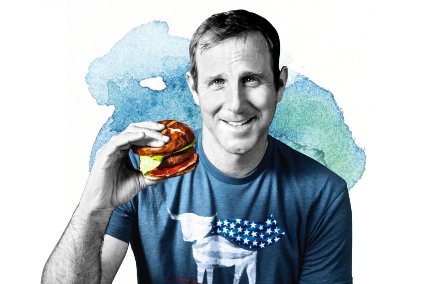 Ethan Brown fundador Beyond Meat