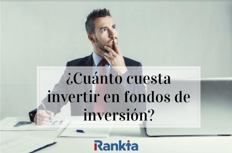 ¿Cuánto cuesta invertir en un fondo asociado? Costos asociados