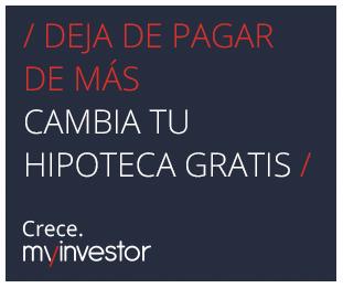 Hipoteca Subrogación Myinvestor