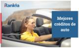Mejores créditos de auto