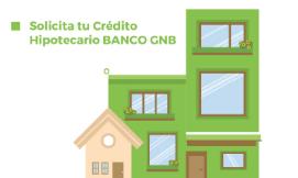 Mejores créditos hipotecarios Banco GNB Perú