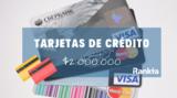 Tarjetas de crédito para ingresos superiores $2.000.000