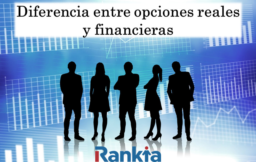 Diferencia entre opciones reales y financieras