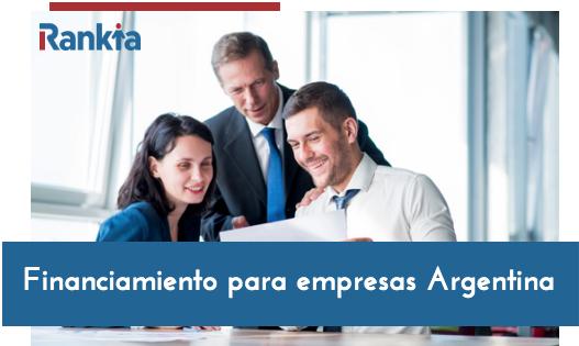 Financimiento para empresas en Argentina