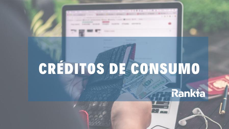 Créditos de consumo: Banco de Chile, Santander y Scotiabank