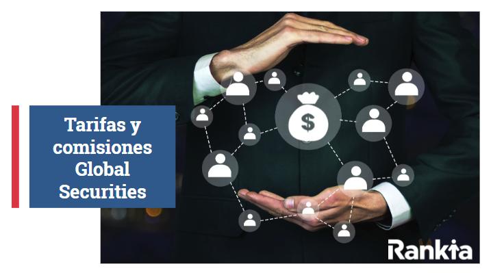 Global Securities Colombia: tarifas y comisionesº