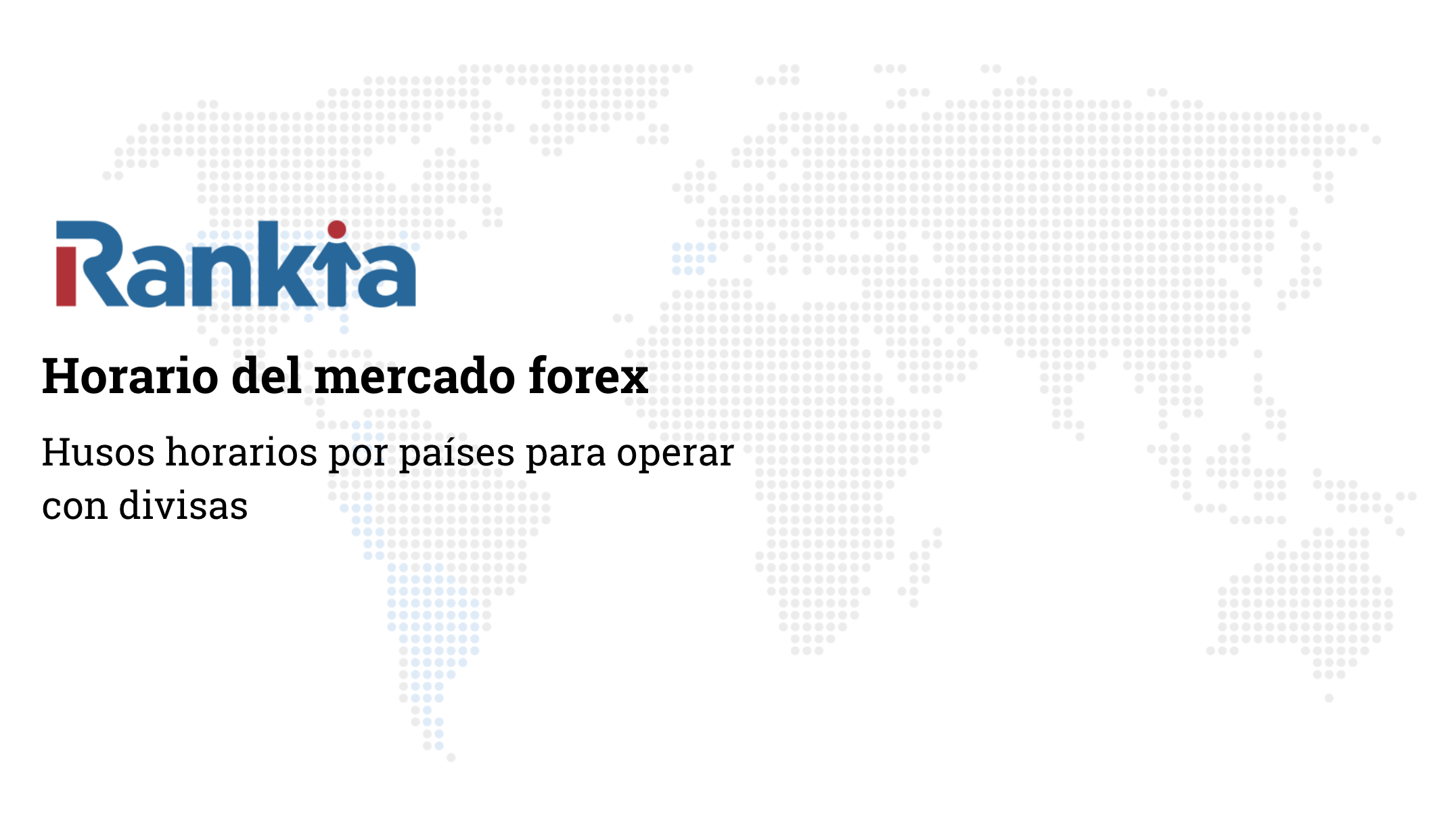 Horario forex colombia