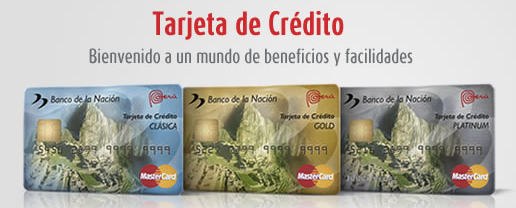 Tarjetas banco nación: tipos de tarjetas y rangos de líneas de crédito