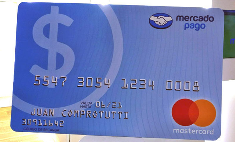 Mastercard Prepaga