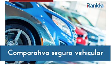Comparativa seguro vehicular: Rimac, Pacífico y La Positiva