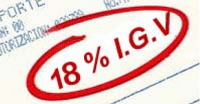 ¿Cuál es la fórmula para calcular el IGV?