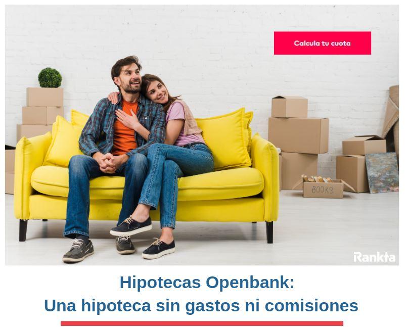 Características Hipotecas Openbank