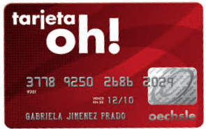 Tarjeta de Crédito Clásica Citibanamex