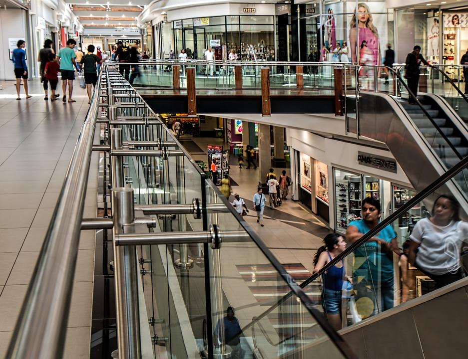 ¿Qué bancos hay en Centro Comercial Galerías?