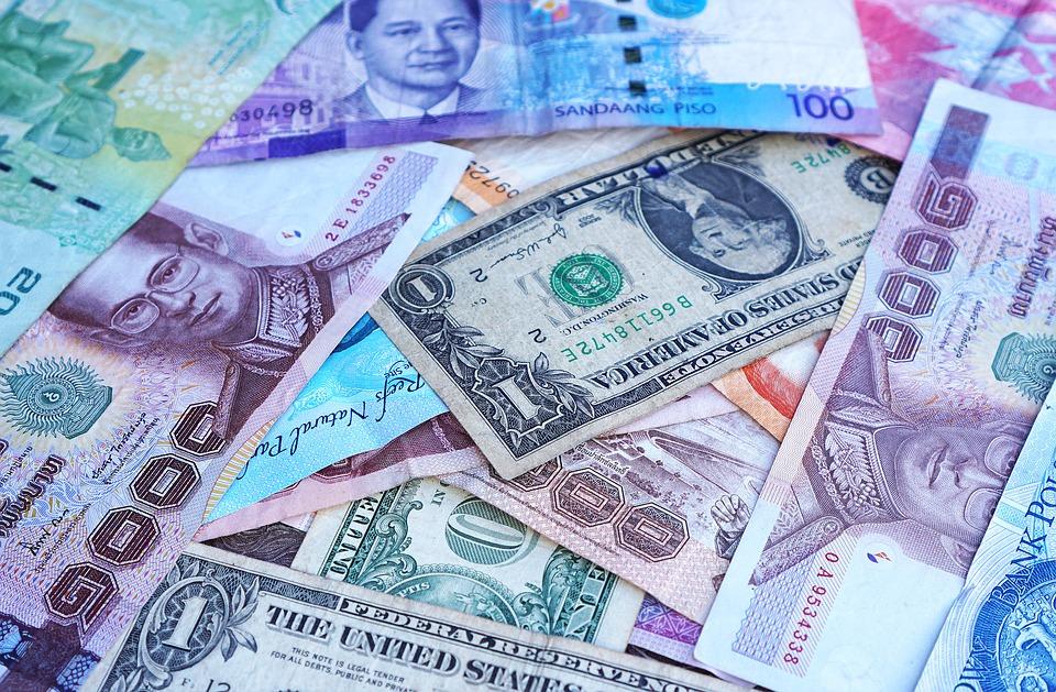 ¿Cuáles son los 8 pares de divisas más importantes?