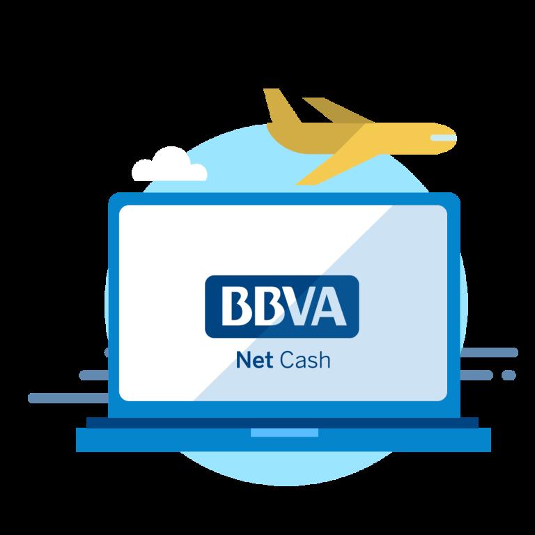 ¿Cómo funciona BBVA Net Cash?