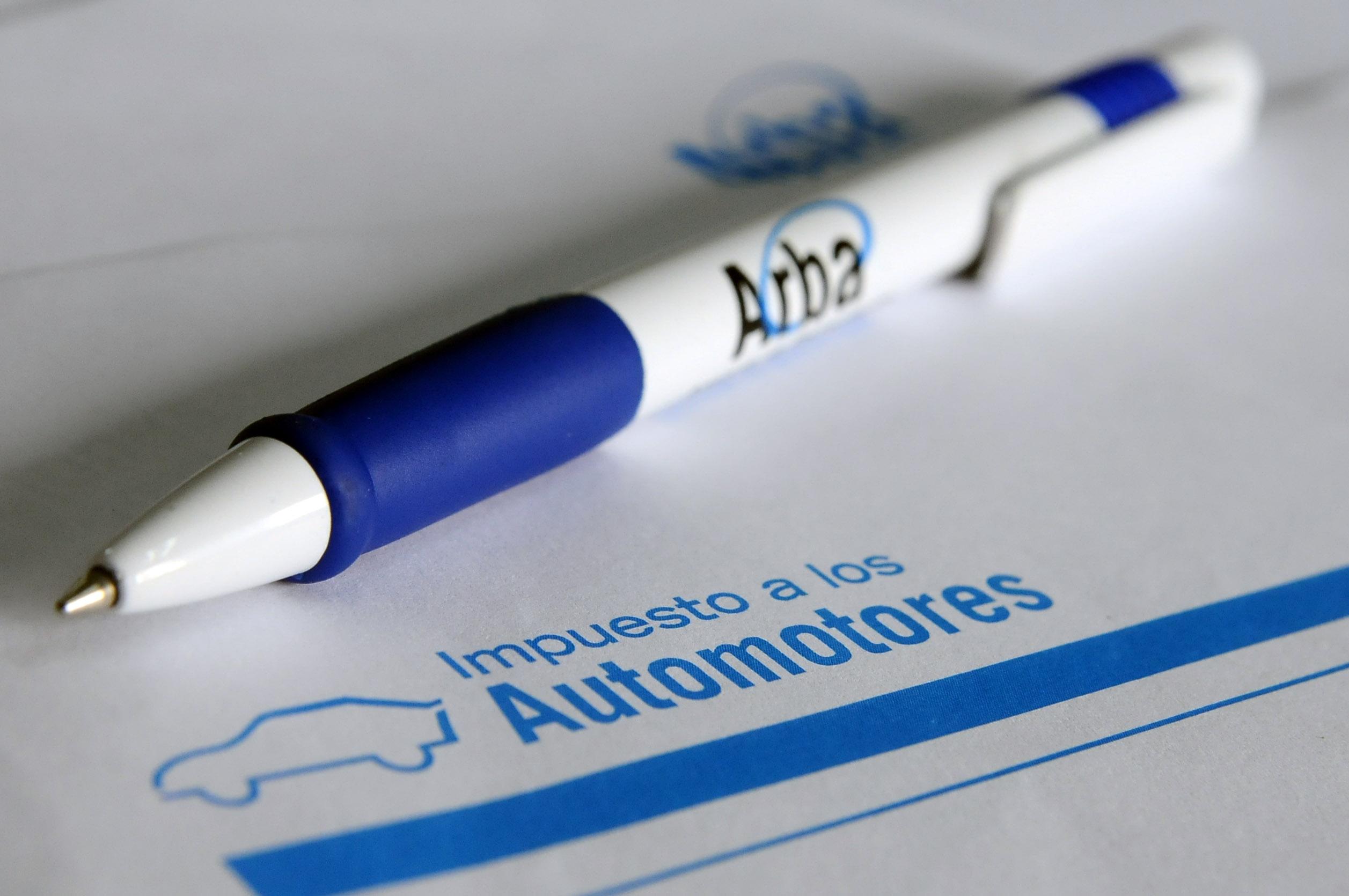Arba: ¿Cómo imprimir la boleta de pago del Impuesto Automotor?