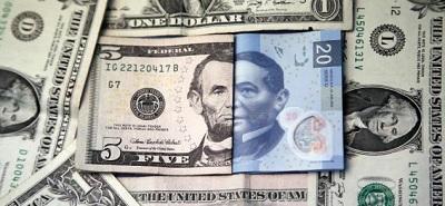 peso dolar