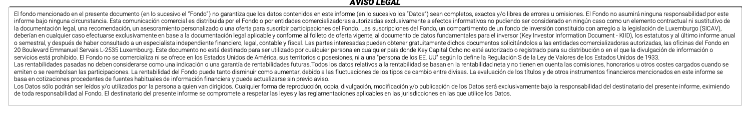 Key Capital Ocho Junio