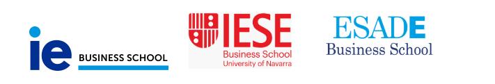 Escuelas de negocios españolas que poseen la acreditación de la Triple Corona